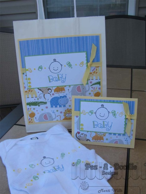 baby gift set for audra