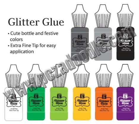 Halloween Glitter Glue 2009