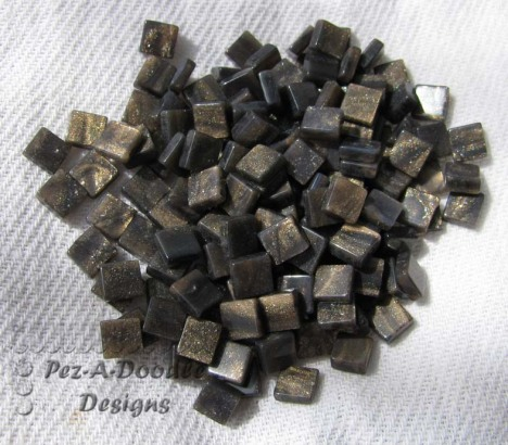 PAB black gold marble
