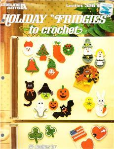 holiday fridgie leaflet