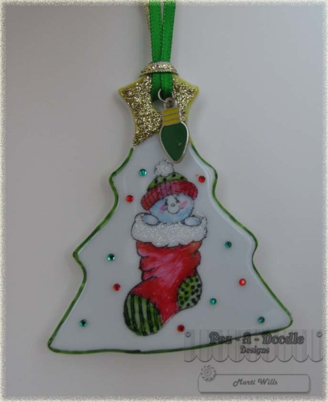 stocking orn